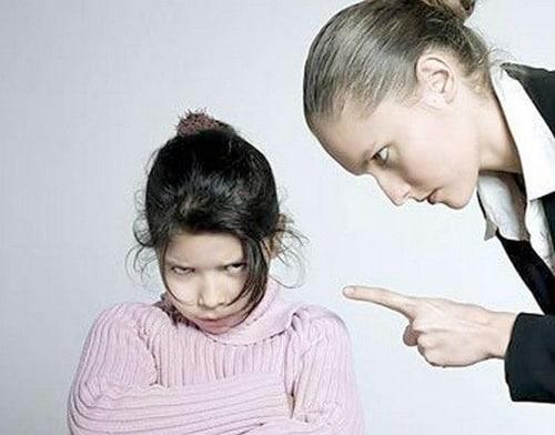 Проблемы родители-дети